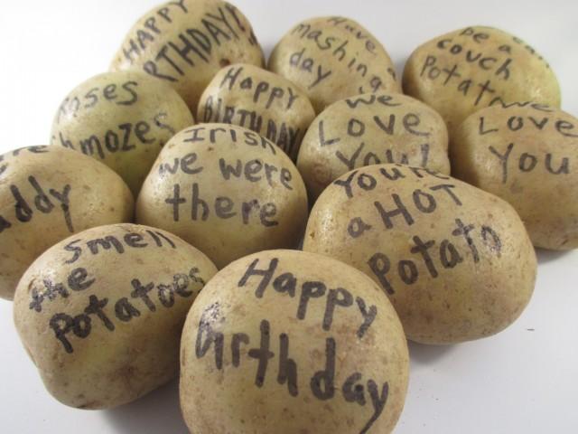 Bricks For Sale >> The Potato Bouquet